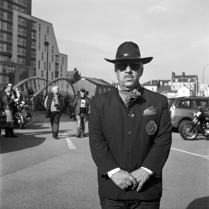 FILM - Distinguished Gentleman's Ride, Sheffield 2017-10