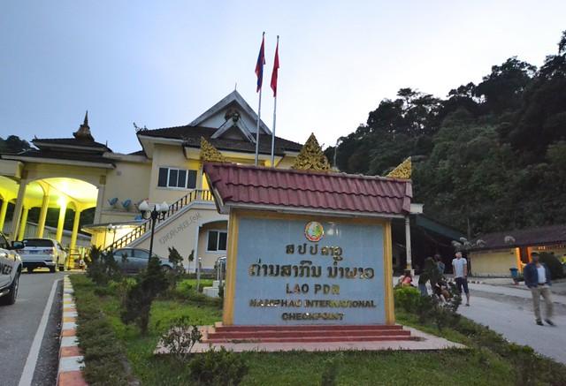 border crossing laos vietnam laos border