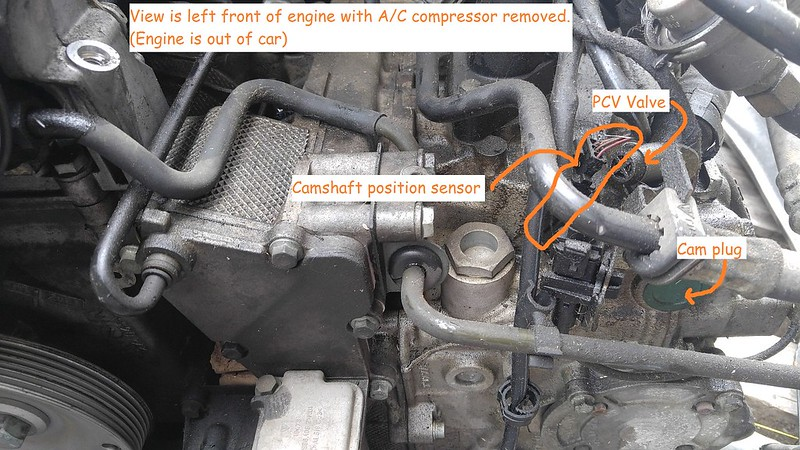 Camshaft position sensor help - 986 Forum - for Porsche