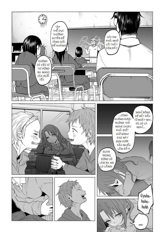 """HentaiVN.net - Ảnh 9 - Các bước để""""cứu""""một cuộc đời và""""phá""""ba cuộc đời - Hi,Hop,Step,Kich!! ; Nhảy,Giẫm,Đạp,Đá như Điên!! - Oneshot"""