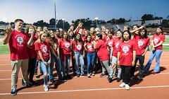 RUHS Homecoming 2017 - Choir + Football Game