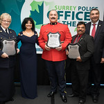 Oct. 5, '17 - Police Officer of the Year Awards