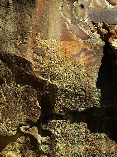 Legend Rock Petroglyphs #12