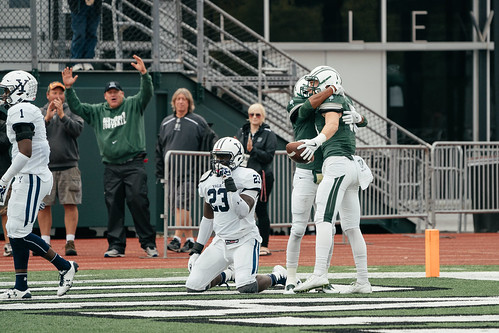 Dartmouth Homecoming Football 2017