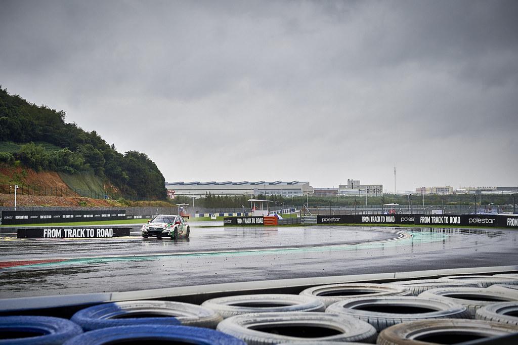 during the 2017 FIA WTCC World Touring Car Championship at Shanghai, China, September 13 to 15 - Photo David Noels / DPPI