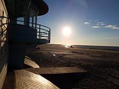 Dunkerque  Francia Tramonto sul Mare del Nord#Dunkerque #Francia#tramonto sul Mare del Nord#France #MareDelNord #sunset #estate2017 #summer2017 #plage #spiaggia #beach #malolesbains