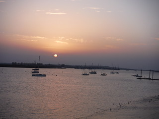 Sunset, Burnham-on-Crouch
