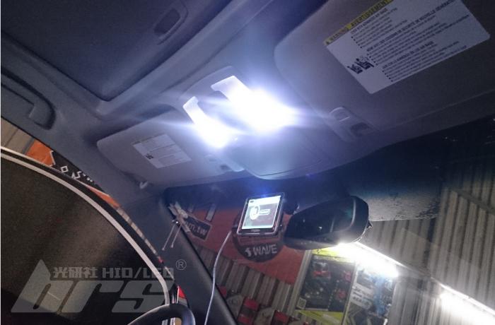 【brs光研社】T10-3030-2 T10 3030 2晶 LED 小燈 機車燈 小燈 牌照燈 室內燈 倒車燈