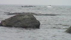 (Татарский пролив от г. Томари, остров Сахалин / Strait of Tartary, near Tomari, Sakhalin island