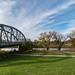 Sorlie Memorial Bridge - Red River State Recreation Area