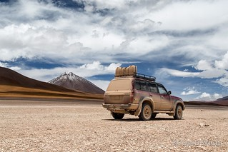 Bolivia - Laguna Blanca