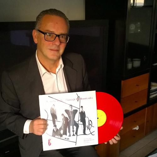 #spandauballet #spandauballetfans @spandauballet #throughthebarricades #vinylcollectionpost #vinylcollector #vinyladdict #vinylclub #vinyloftheday #vnyllover #instavinyl #vinylcommunity #vinylgram #nowplaying #vinyl #33giri #33oscarlp #33rpm #dischi #disq