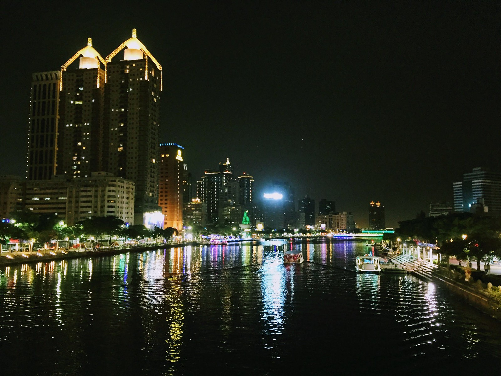 Love River by Night