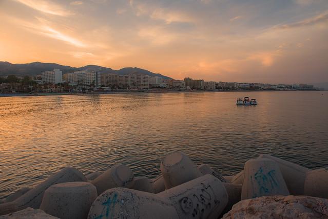 The sundowning hour...., Nikon D610, AF Nikkor 20mm f/2.8D