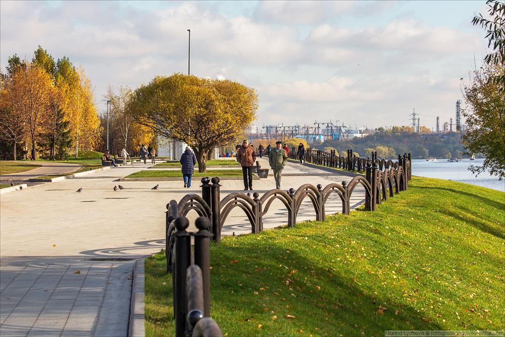 Обновлённый парк 850-летия Москвы: fotografersha — LiveJournal