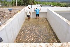 Planta de agua potable de San Antonio con el 100% ejecutada