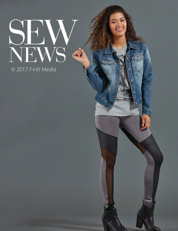 Sew NEws Leggings