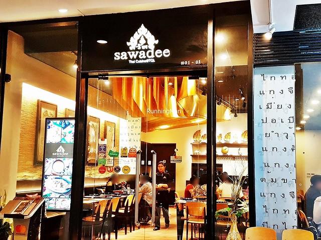Sawadee Thai Cuisine Restaurant Exterior