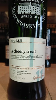 SMWS 9.131 - A cheery treat