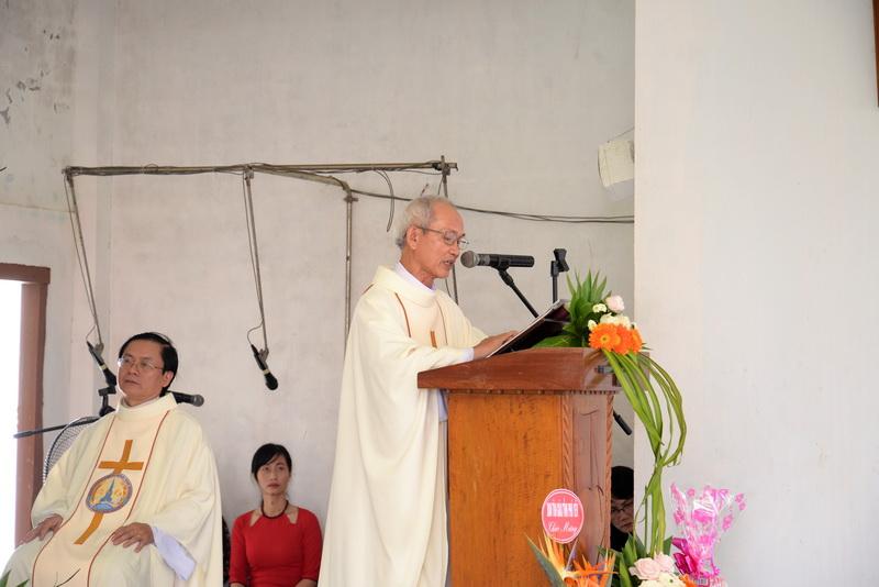 Bài giảng Thánh lễ nhậm chức Cha Phó đặc trách giáo họ Biệt Lập Sơn Giang