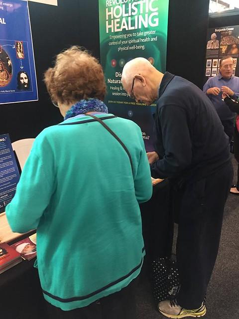 2017-8-October-EXPO-Messiah Foundation, Adelaide, Australia