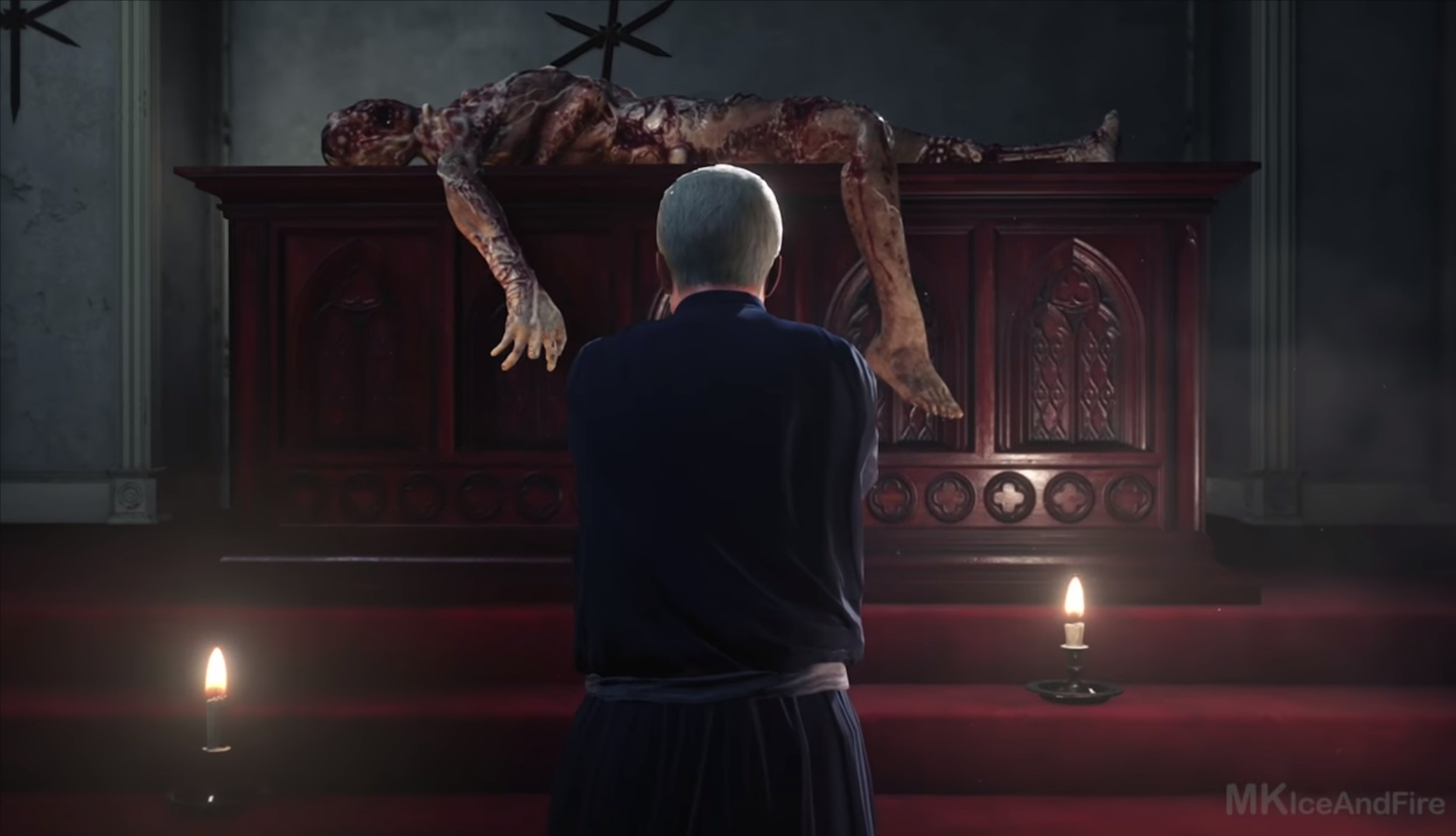 The Evil Within 2 - A Priest and his Sins
