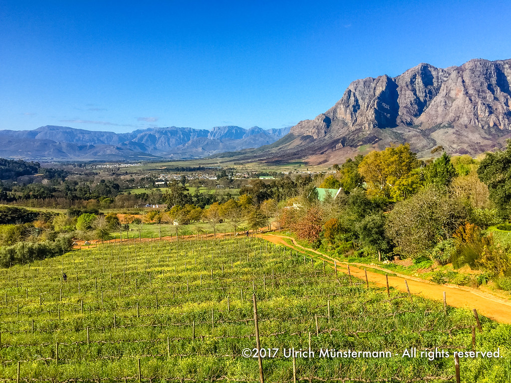 Hotels Near Stellenbosch