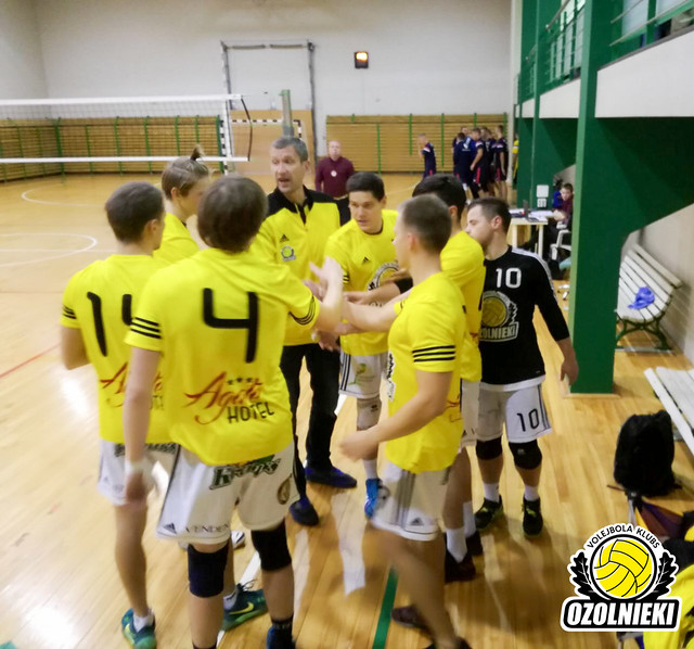 VK Ozolnieki vs SK Lokomotīve