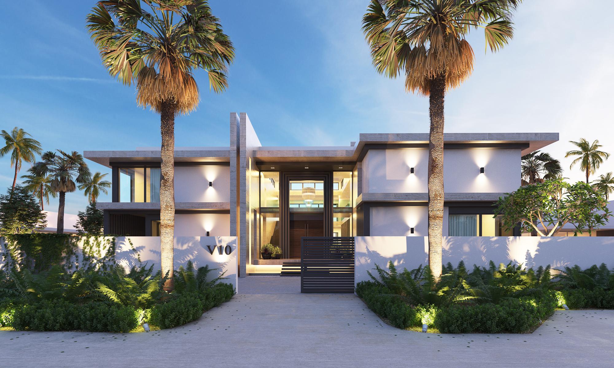 Private Villas. UAE 37443334736_529438d54a_o