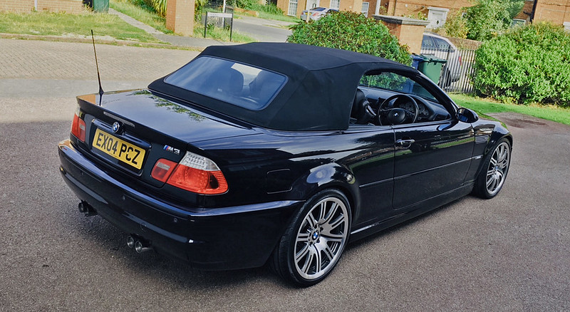 E46 M3 Smg Convertible 2004 Page 1 Readers Cars Pistonheads
