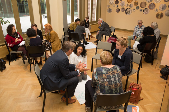 Symposium Diversiteit doet ertoe - 4 oktober 2017
