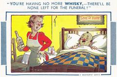No More Whisky