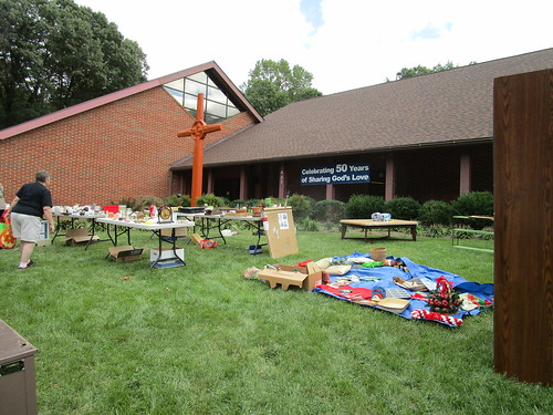 Changing Focus Yard Sale, September 30, 2017