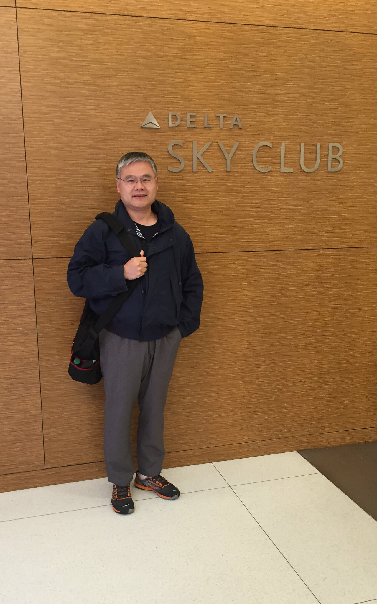 Sky Club entrance