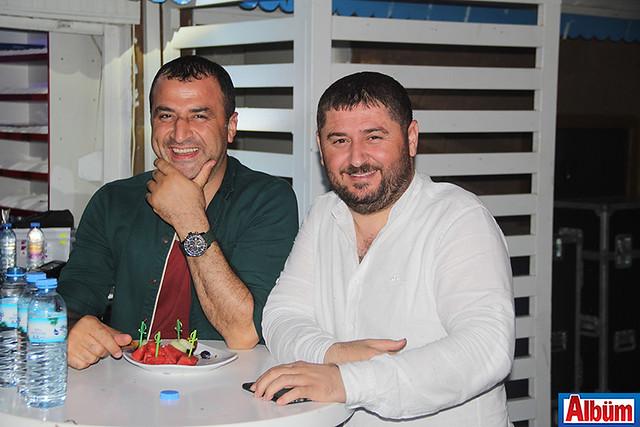 Mehmet Uslu, Bilal Gömeç