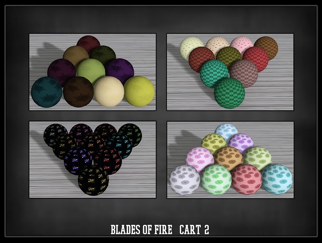 blades of fire B 1
