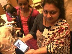 Newsroom training: India