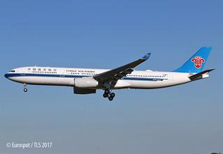 F-WWYX A330 China Southern