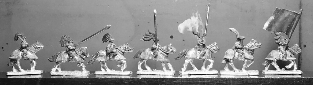 German Ritter (Knights)