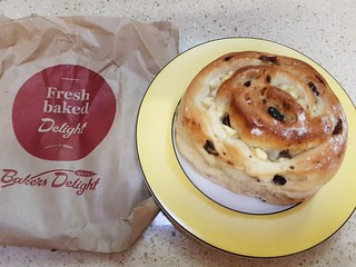 Apple Scroll from Baker's Delight