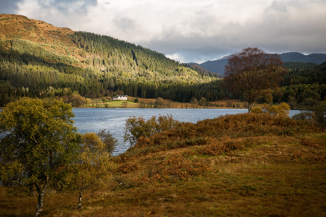 Loch Chon - North End [5D4_6055]