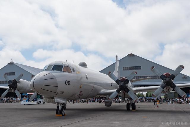 JASDF Chitose AB Airshow 2017 (86) P-3C / 5100