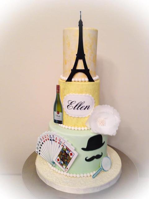 Cake by Zosaros Bakery