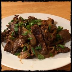 #Mongolian #Beef #AsianStyle #homemade #Food #CucinaDelloZio -