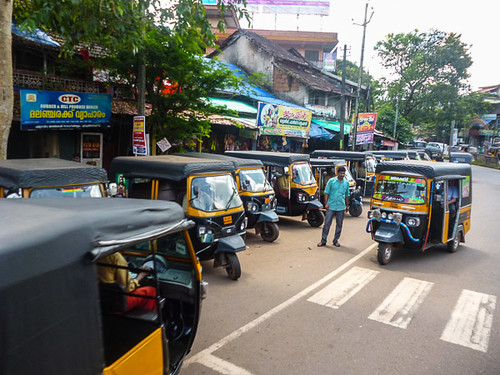 too many tuk-tuks