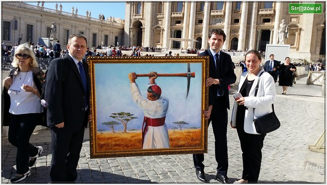 """Relacja z wystawy """"IN NOMINE DOMINI"""" Misjonarz Afryki. Kardynał Adam Kozłowiecki SJ ( 1911-2007)"""""""