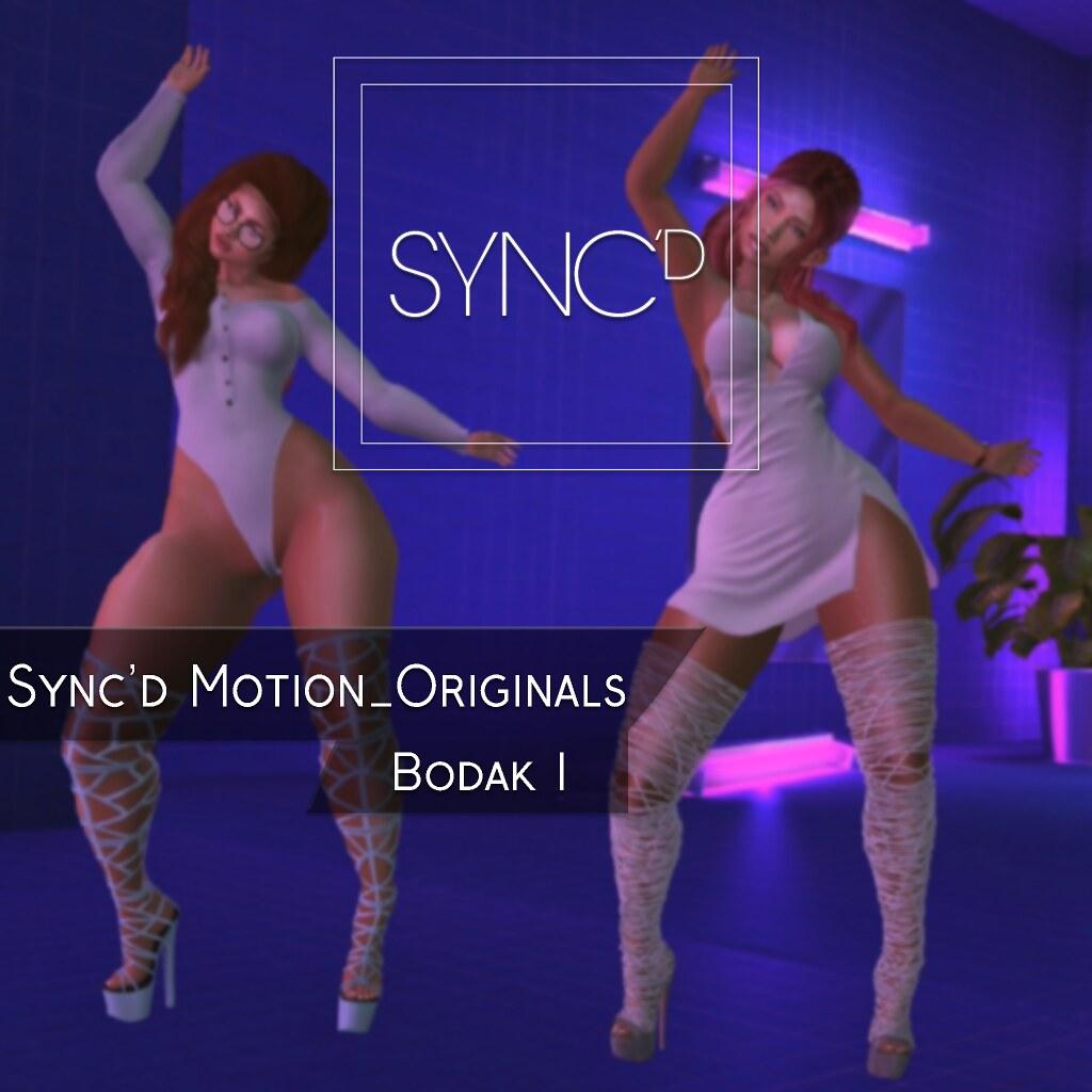 Sync'd Motion__Originals - Bodak I Pack