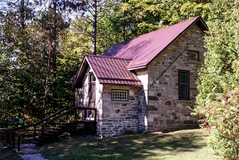 Miner's Bay Stone House_