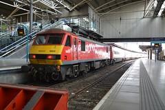 DB Cargo Rail Red Class 90/0, 90029