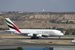Emirates Airbus A380-861 (A6-EER) ©